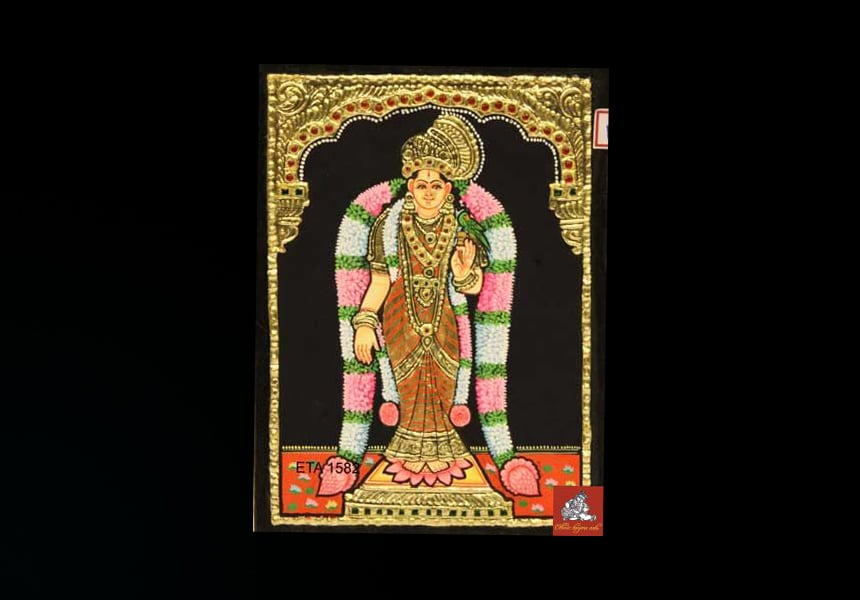 Buy Custom Made Andal Tanjore Paintings Online