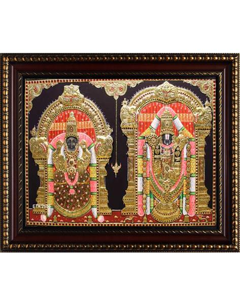 Thayar Balaji Tanjore Painting