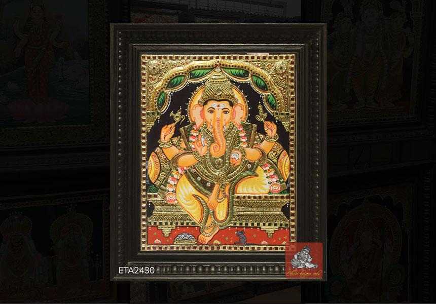 Best Selling Balaji Tanjore Painting Online