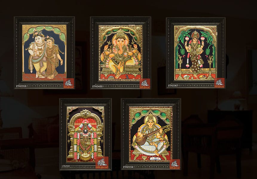 Best Tanjore Painting for Living Rooms 2021