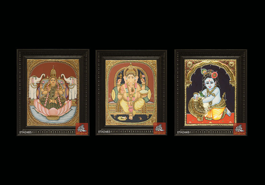 Top Selling Antique Tanjore Painting Online 2021